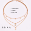 Multilayer-Fashion-Women-Boho-Alloy-Clavicle-Choker-Necklace-Charm-Chain-Jewelry thumbnail 253