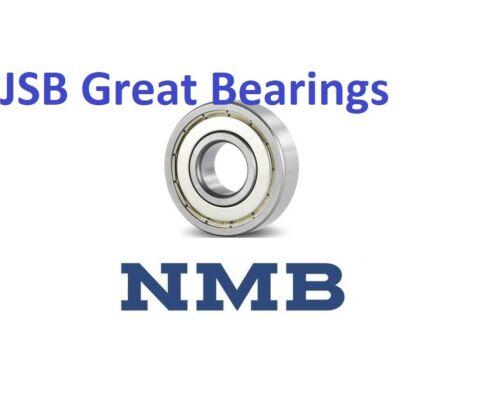 Bearing NMB Brand 608-2Z metal shields 608-ZZ ball bearings 608 Z