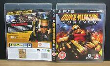 DUKE NUKEM FOREVER - PS3 - PlayStation 3 - PAL - Usato