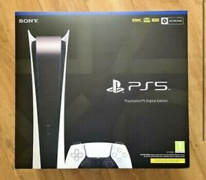 Sony PlayStation PS5 Digital Edition Console ✅ BRAND NEW ✅ FAST QUICK DELIVERY⚡️