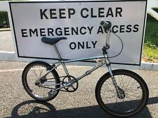 Diamondback Silver Streak Old School Bmx