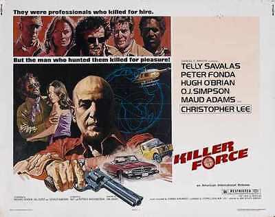 Art Killer Force Poster 02 A4 10x8 Photo Print