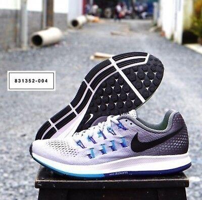 Nike Air Zoom Pegasus 33 Herren Laufschuhe Turnschuhe 831352 004 UK 6.5 EUR 40.5 | eBay