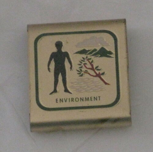 Skill Award ENVIRONMENT Boy Scout Belt Loop 1972-1989 BSA