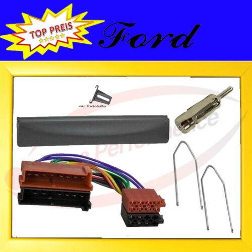 Ford Fiesta 02//1995/> Mondeo 10//96/>05//2003 Radio Marco Panel Adaptador