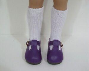 "Debs LAVENDER Canvas Tennis CF Doll Shoes For Dianna Effner 13/"" Little Darling"
