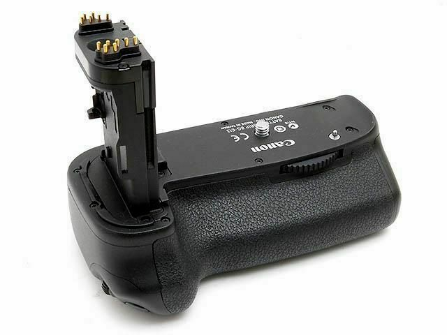 Genuine Canon BG-E13 Battery Grip for EOS 6D Camera Excellent from Japan F/S