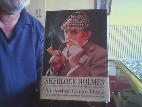 1 of 1 - The Complete Illustrated Short Stories-Sir Arthur Conan Doyle Hardback English