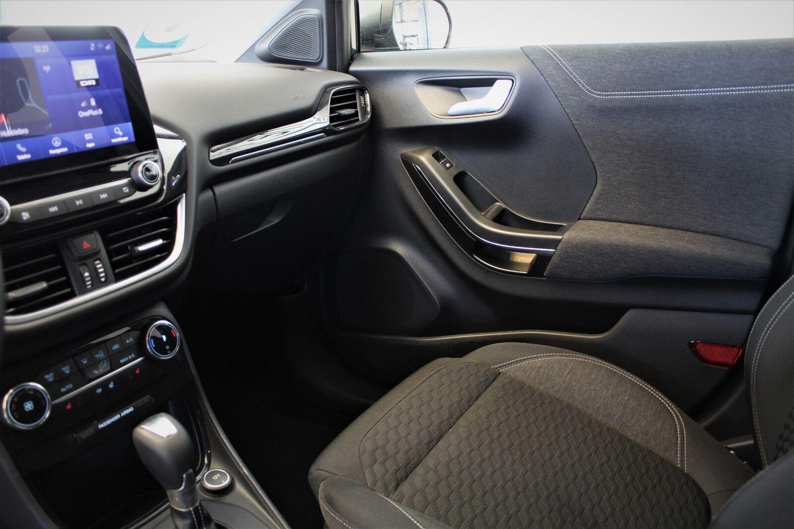 Ford Puma 1,0 EcoBoost Titanium DCT - billede 12