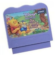 Vtech - V.smile - Disney Winnie The Pooh The Honey Hunt Free Shipping Fast