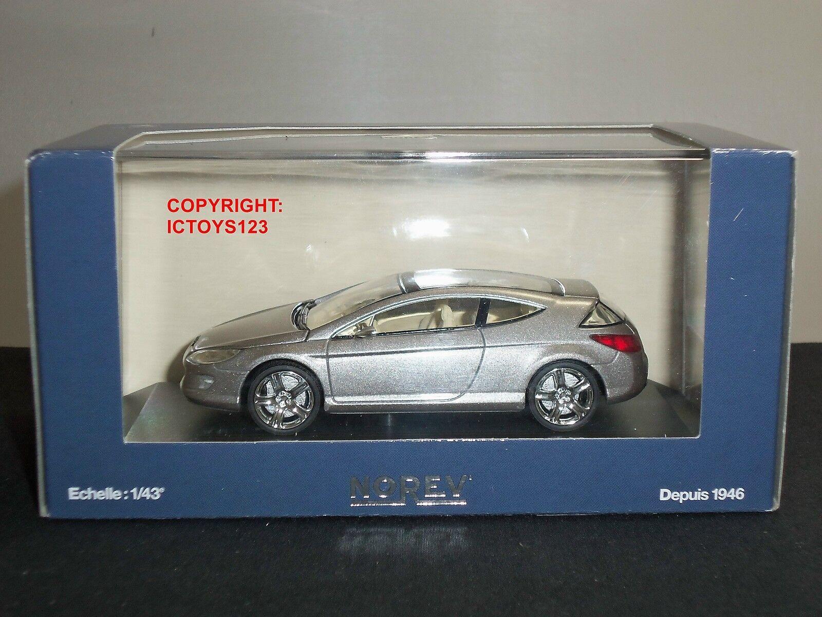 Superbe Noël Crazy, Crazy, Crazy, bonne année salutations Norev 474730 peugeot 407 elixir Argent  diecast voiture modèle   Good Design  cdb3fd