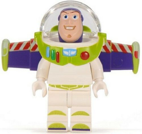 LEGO® Genuine Buzz Lightyear Minifigure with Plain Torso Toystory NEW