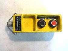 SQUARE D 9001 SKYP-2 SERIES A PENDANT CONTROL STATION