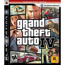 Grand Theft Auto IV Greatest Hits PlayStation 3 PS3