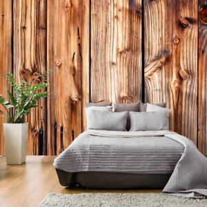 fototapete holzoptik vlies tapete holz effekt wandbilder wandtapete f b 0062 a a ebay. Black Bedroom Furniture Sets. Home Design Ideas