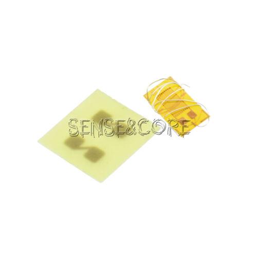 Pressure Transmitter 120ohm 2PCS 120Ω Foil Strain Gauge for Weighing Sensor