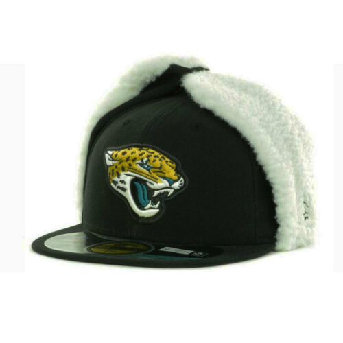 Jacksonville Jaguars 59FIFTY NFL Dog Ear Fitted Cap