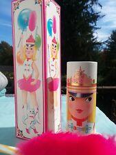 AVON Miss Lollypop Powderette Perfumed Talc Powder Puff Perfume. Vintage 1960's