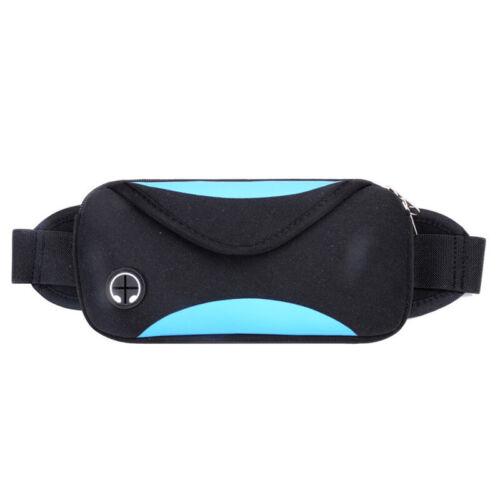 Outdoor Running Unisex Waist Bag Phone Bags Holder Belt Gym Fitness Sports Pouch