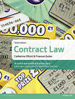 Contract Law by Catherine Elliott, Frances Quinn (Paperback, 2015)