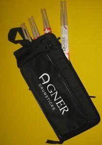 Agner-Drumsticks-Bundle-Stickbag-Key-Ring-Schluesselanhaenger-4-Paar-Sticks