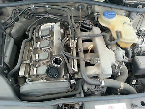 Audi A4 1 8l Engine Aeb Motor 1998 1999 2000 Ebay