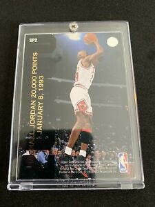 MICHAEL-JORDAN-1993-94-Upper-Deck-20-000-Points-SP-Insert-Wilkins-Chicago-Bulls
