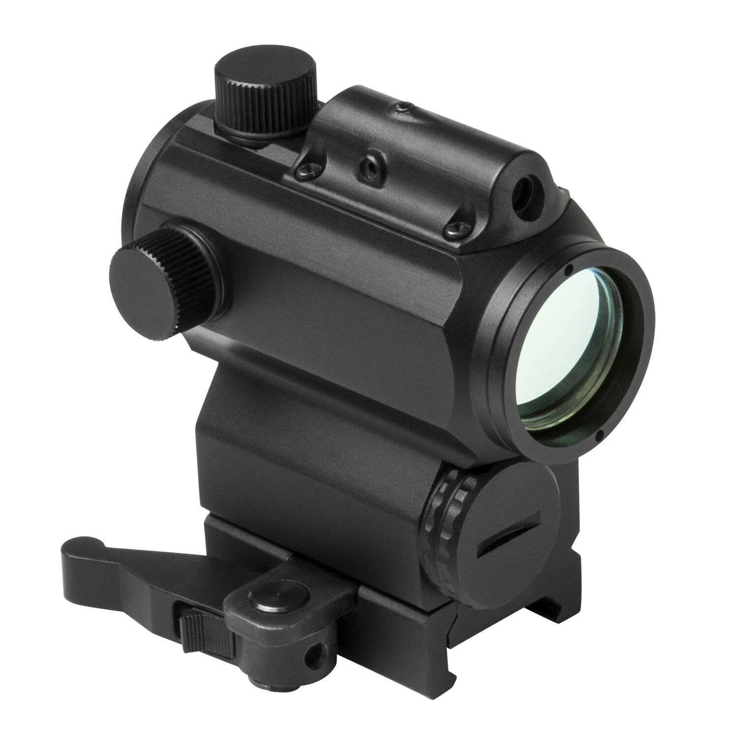 Ncstar VISM 3 MOA Micro Red & bluee Dot Sight with Green Laser Sight VDBRGLB