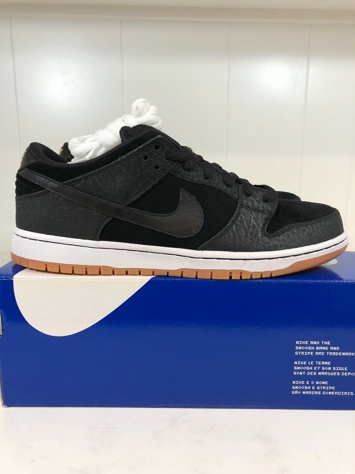 Nike SB Dunk Low Entourage denim supreme pigeon freddy cement lights out 11.5