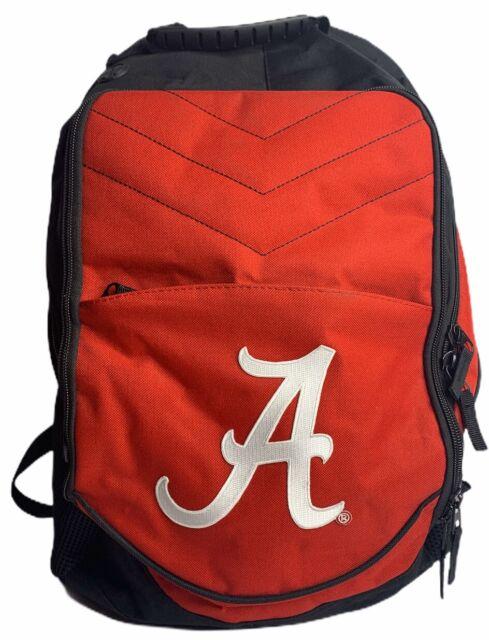 Alabama Backpack Laptop Bags Padded Computer Backpacks SCHOOL BAG or TRAVEL BAG