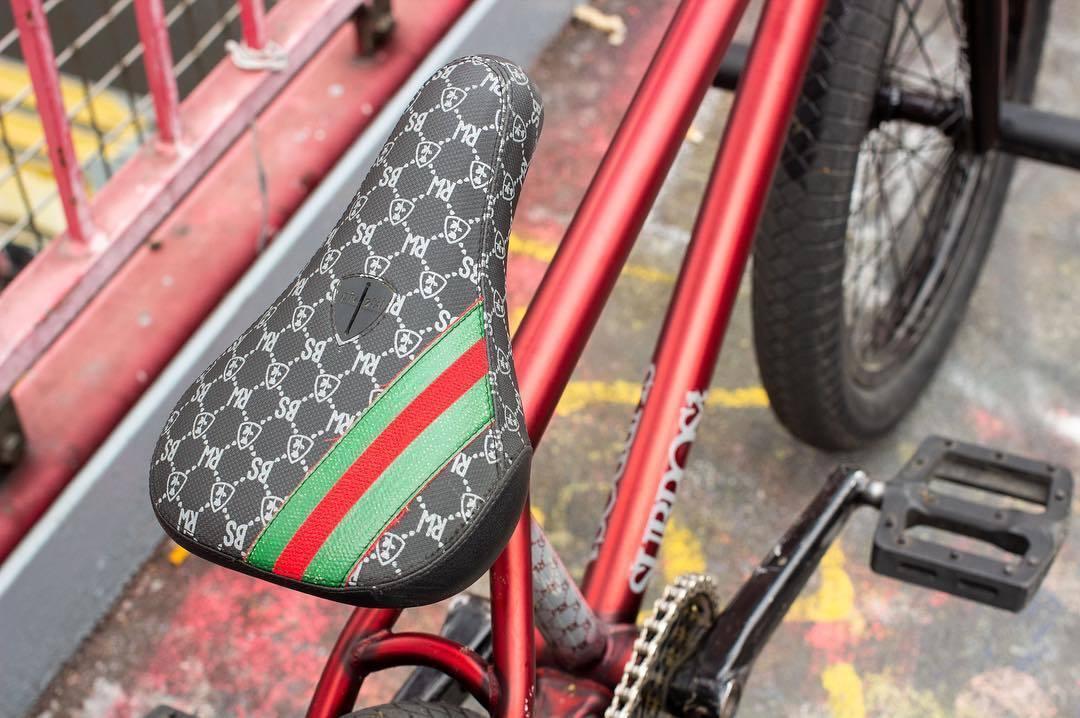SUBROSA ROSEYARD PIVOTAL MID BMX BIKE SEAT FIT KINK WTP SHADOW SE HARO CULT NEW