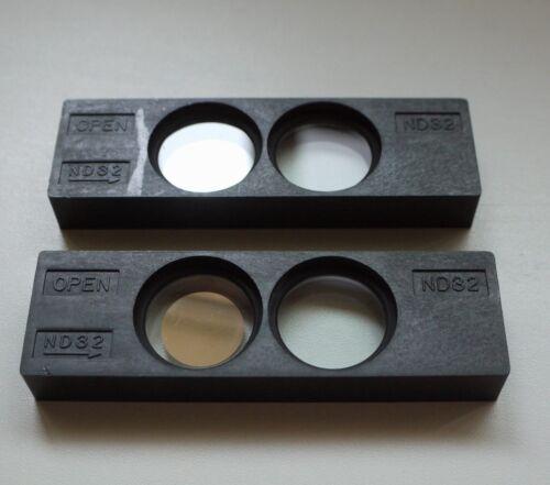 1pcs Used Good Nikon ND32 Filter for OPTIPHOT66,OPTIPHOT88 #C0D8
