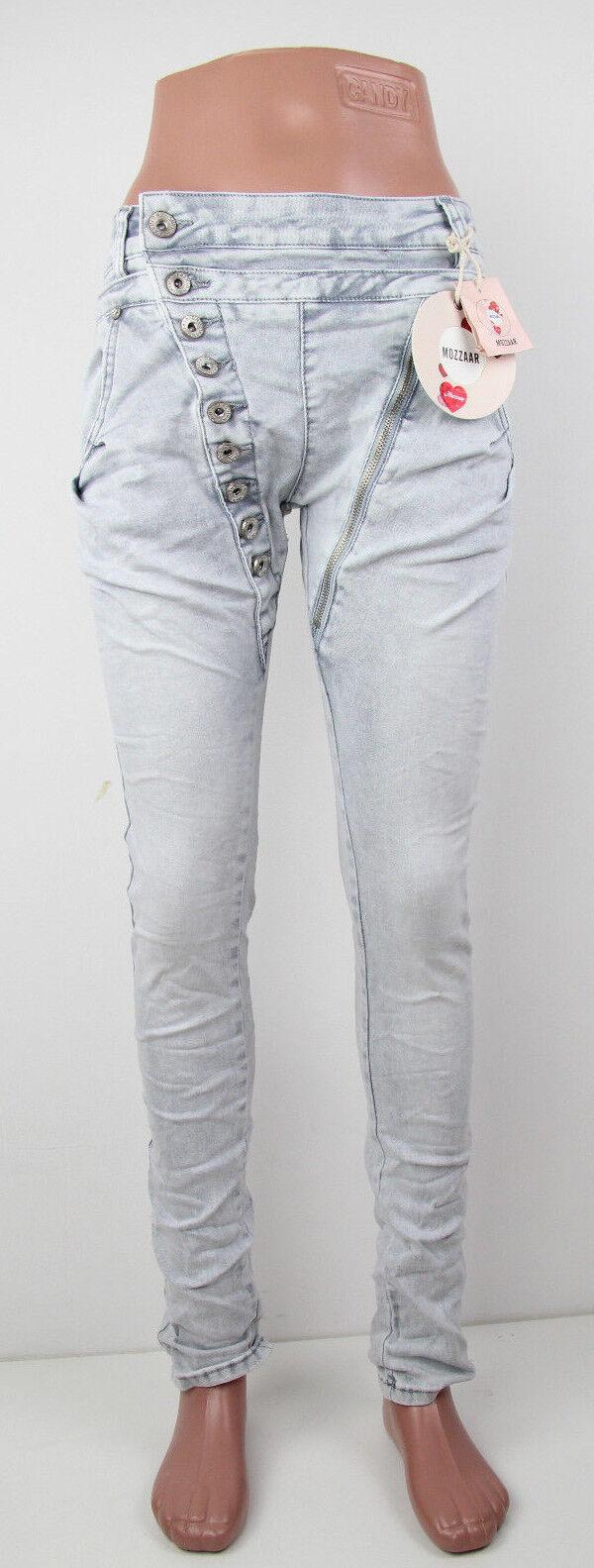 Damen Baggy Jeans Haremshose schräge Knopfleiste Stretch    MOZZAAR C613K-23 | Sale Deutschland  | Qualität  | Deutschland München  | Spielen Sie auf der ganzen Welt und verhindern Sie, dass Ihre Kinder einsam sind  3ea8b9