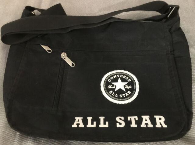 Converse All Star Chuck Taylor Messenger Bag - Blue Canvas for ...
