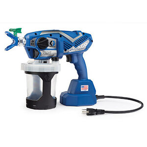 Ultra Airless Handheld Sprayer With Cord By Graco 17m359