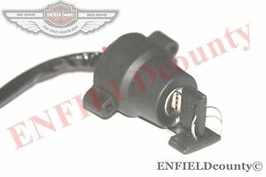 YAMAHA IGNITION SWITCH 5 WIRE MAIN SWITCH + 2 KEYS RD 350 MOTORCYCLE ...