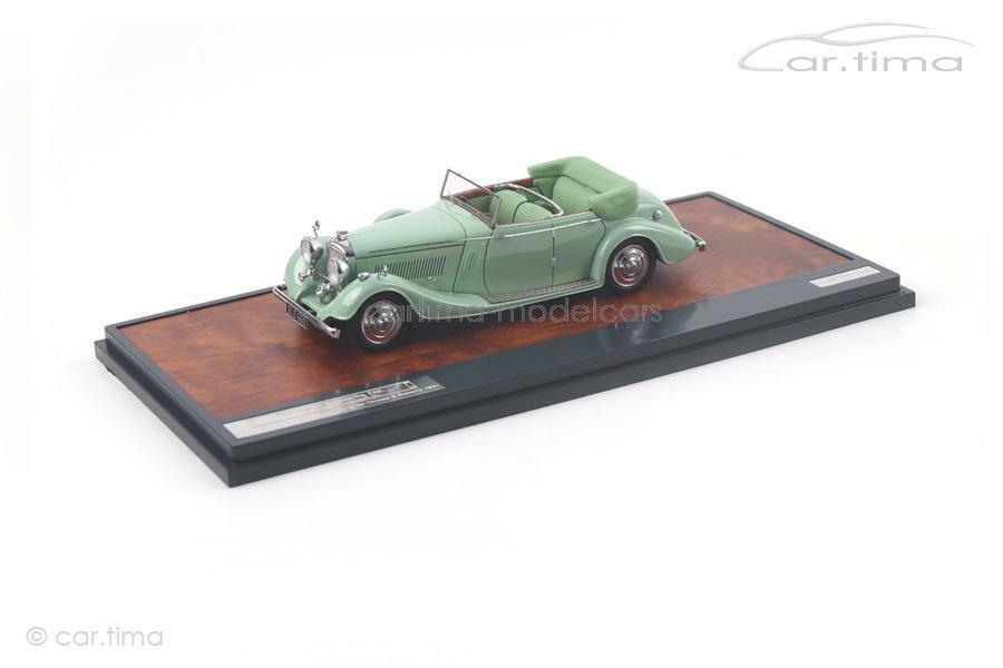 Bentley 4,25 Litre tuttiweather TOURER by Thrupp & MaberlyMatrix Scale modellos