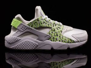NIKE AIR HUARACHE RUN PRM SZ: WMNS 6 (683818 101)
