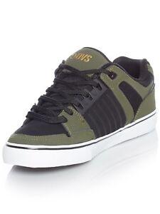 DVS-Shoes-Celsius-CT-oliv-black-suede-Skate-BMX-MX-NEUWARE-Gr-41-47-Deegan-38
