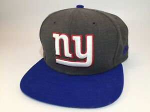 New-York-Giants-New-Era-9Fifty-NFL-NM-Adjustable-Snapback-Hat-Cap
