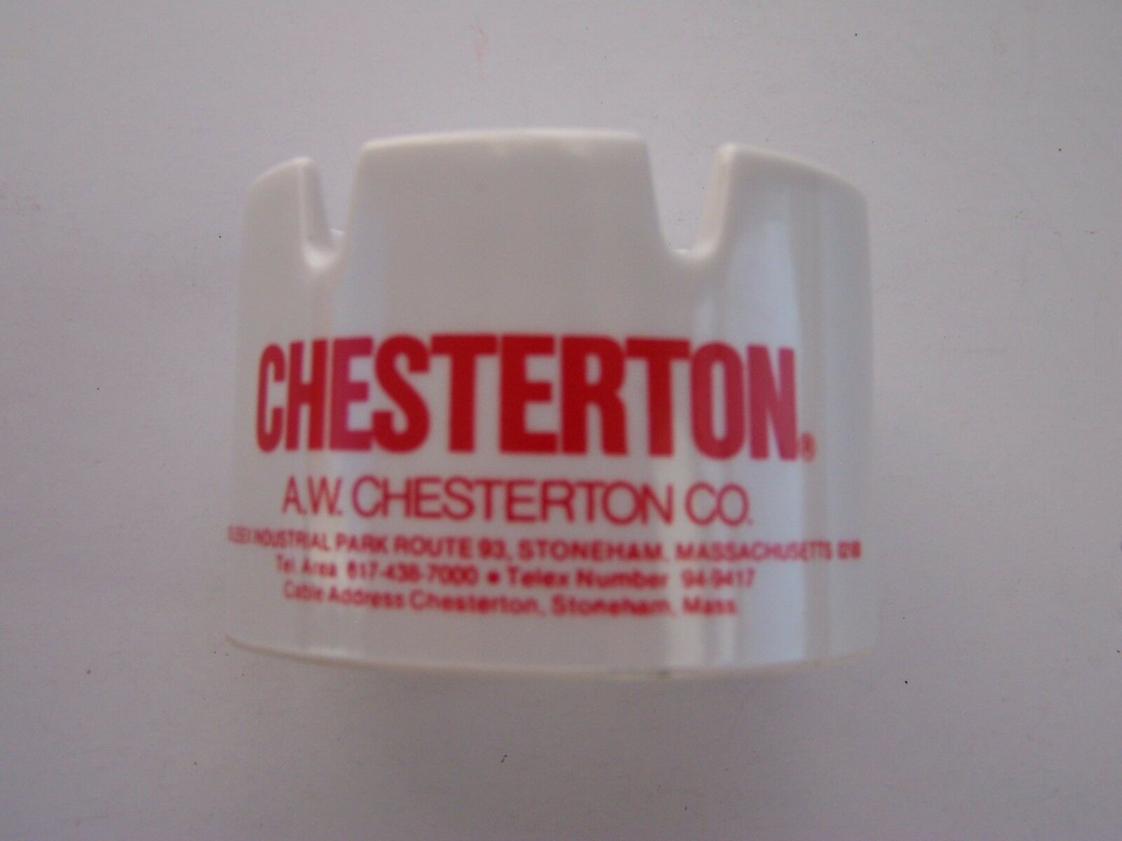 Montana Seals & Packing / A.W. Chesteron Co Advertising