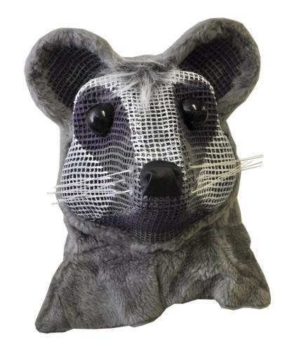 Mouse King Head Adult Costume Nutcracker Rat Safari Mascot Theme Party Halloween