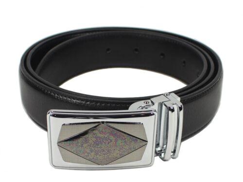 "Mens Casual or Dress Genuine Leather Belt  Width 1-1//4/"" DYB360"