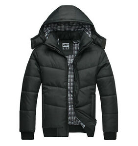 Mens-Winter-Warm-Thicken-Jacket-Outwear-Coat-Parka