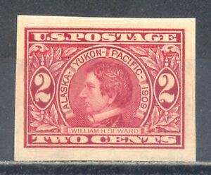 US-Stamp-L263-Scott-371-Mint-NH-OG-VF-Imperf-Vintage-Commemorative