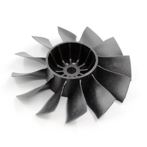 QX-MOTOR 12 Blades 64mm Ducted Fan EDF with Ducted Barrel Accessories