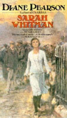 1 of 1 - Sarah Whitman, Pearson, Diane, Very Good Book