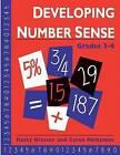 Developing Number Sense, Grades 3-6 by Caren Holtzman, Rusty Bresser (Paperback / softback, 1999)