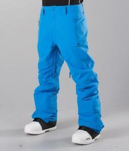 Rip-Curl-BASE-PANT-Mens-Snow-Board-Snowboard-Ski-Waterproof-Pant-SCPBF4-Blue