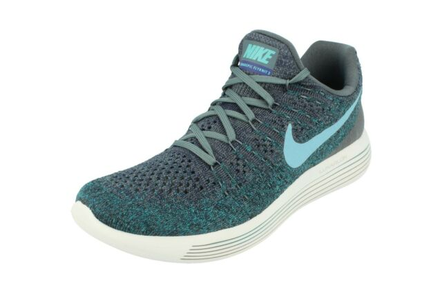 a6d22de8ac0b Nike Lunarepic Low Flyknit 2 Mens Running Trainers 863779 Sneakers Shoes 404